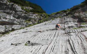 Team-Challenge Klettern