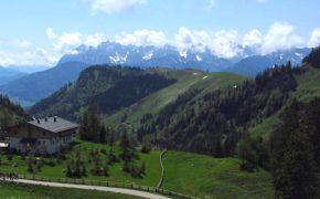 Teamtraining Chiemgauer Berge